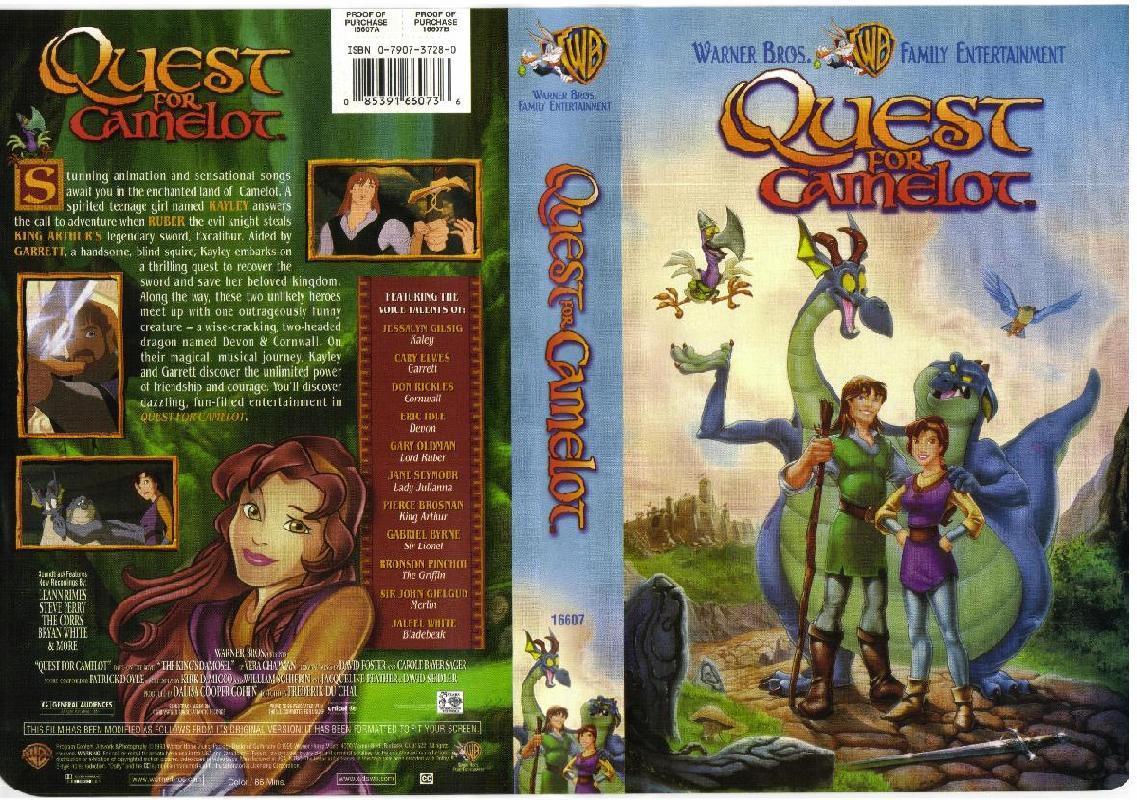 Quest For Camelot King Arthur Photo 998129 Fanpop