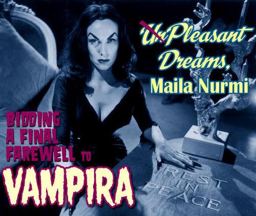 R.I.P. Vampira