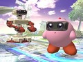 R. O. B. Kirby - super-smash-bros-brawl photo
