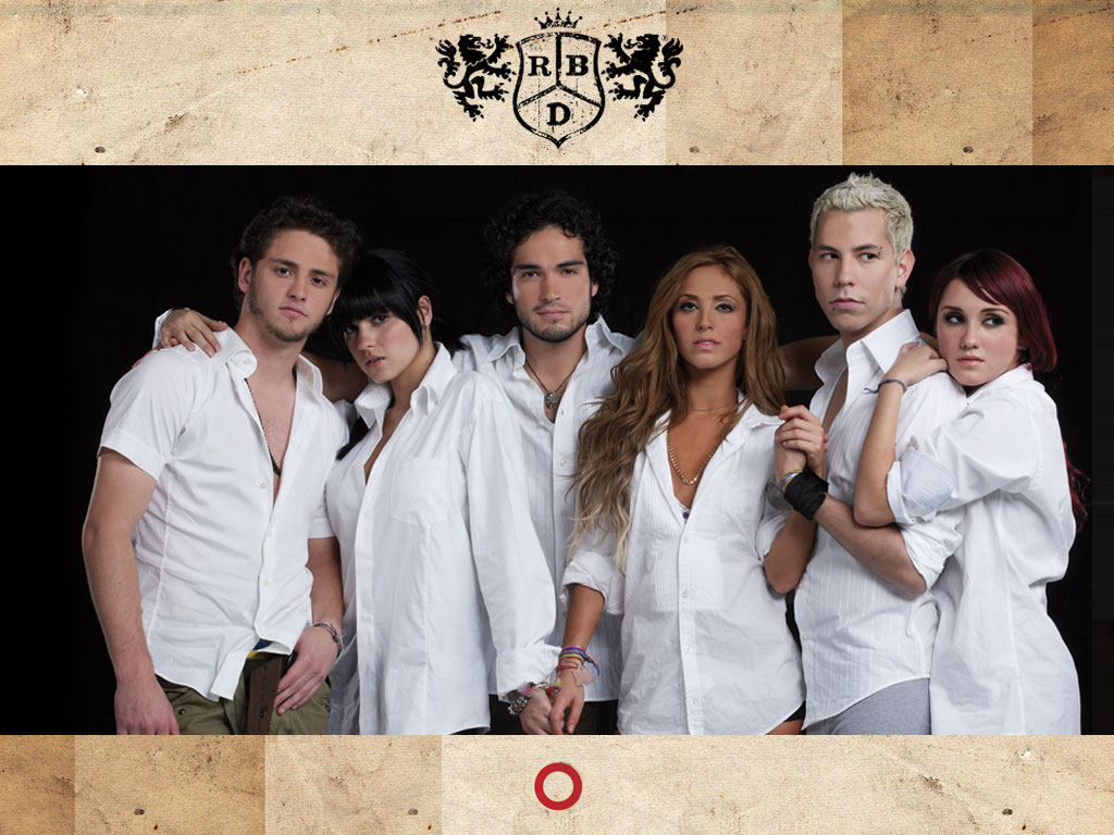 RBD - RBD Band Wallpaper (860761) - Fanpop