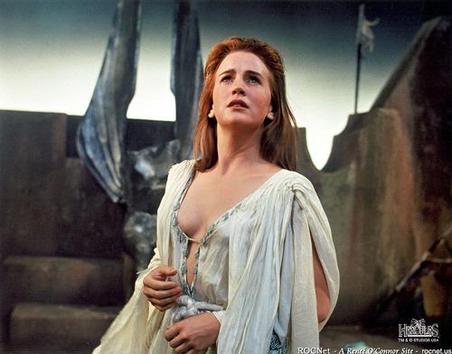 ROC as Deianeira in Herc Movie