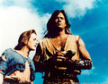 ROC as Deianeira in Herc Movie