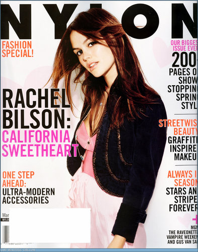 Rachel Bilson wallpaper containing a portrait entitled Rachel Bilson