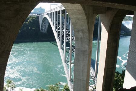 regenbogen Bridge - Niagara Falls