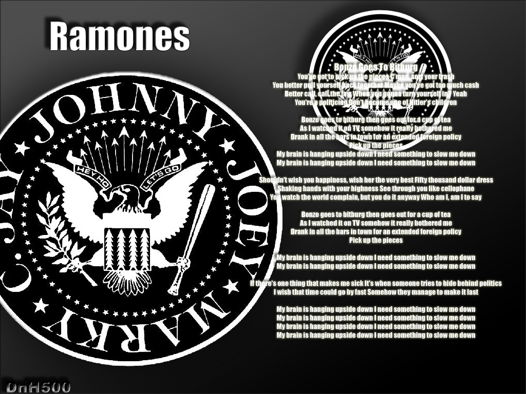 The Ramones images Ramones HD wallpaper and background ...