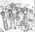 ngẫu nhiên Doodles