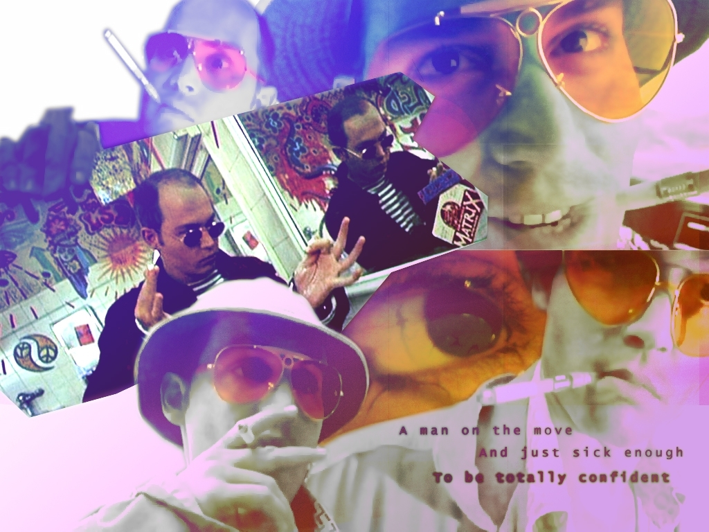 Raoul - Fear and Loathing in Las Vegas 1024x768 800x600