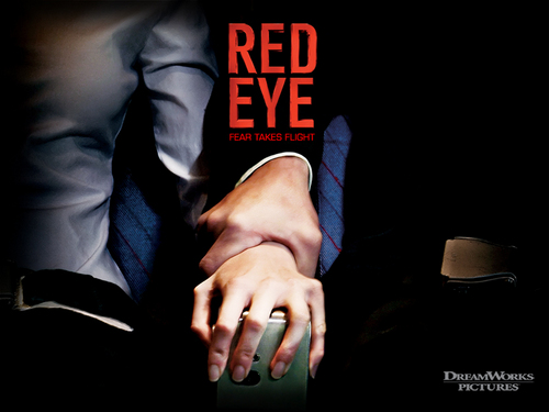 Red Eye wallpaper possibly containing a business suit, a sign, and a well dressed person titled Red Eye33