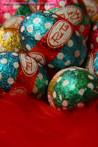 Red Tulip easter eggs