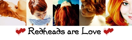 Redheads are pag-ibig