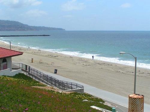 Redondo de praia, praia