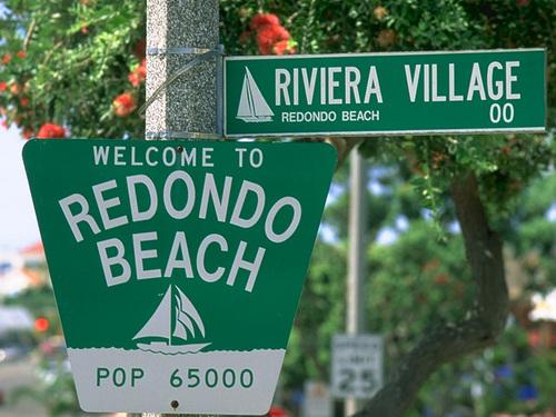 Redondo playa