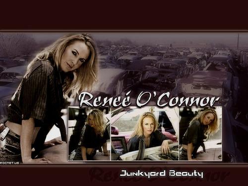 Reneé O'Connor 壁纸