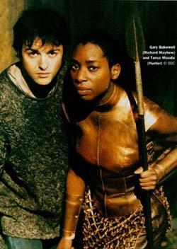 Richard and Hunter