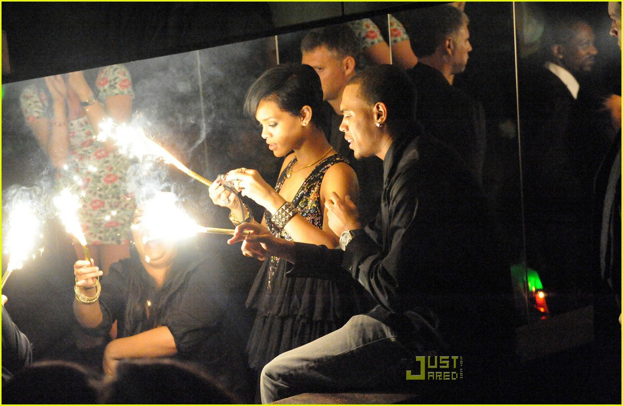 Rihanna& Chris Brown - Rihanna Photo (856468) - Fanpop