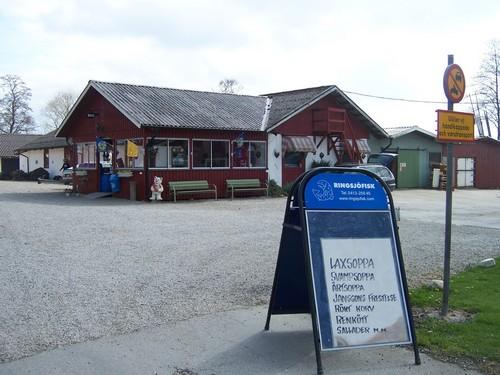 Ringsjö - Skåne