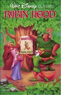 Walt Disney's Robin Hood wallpaper containing anime titled Robin Hood posters