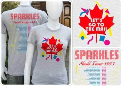Robin Sparkles T-Shirt.