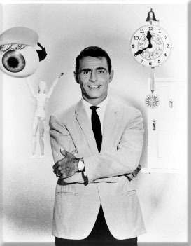 PLANETE DES SINGES - GENERAL URSUS (MMS87) Rod-Serling-the-twilight-zone-1065609_273_351