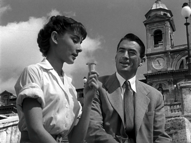 Roman holiday black white movies photo 824728 fanpop Classic christmas films black and white