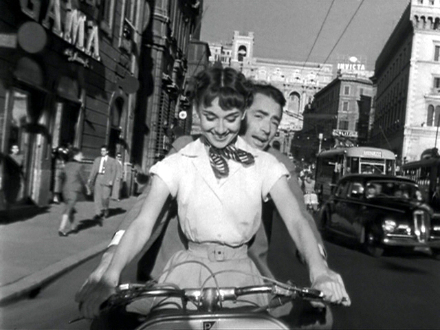Roman holiday black white movies photo 824750 fanpop Classic christmas films black and white