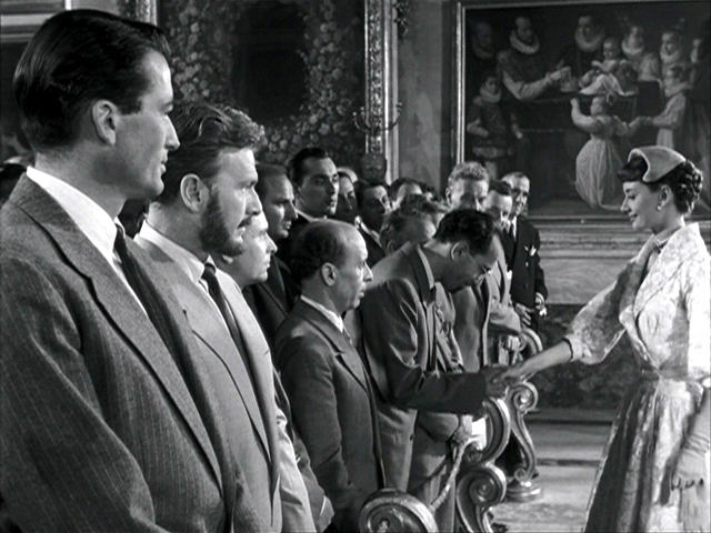 Roman holiday black white movies photo 824830 fanpop for Classic christmas films black and white