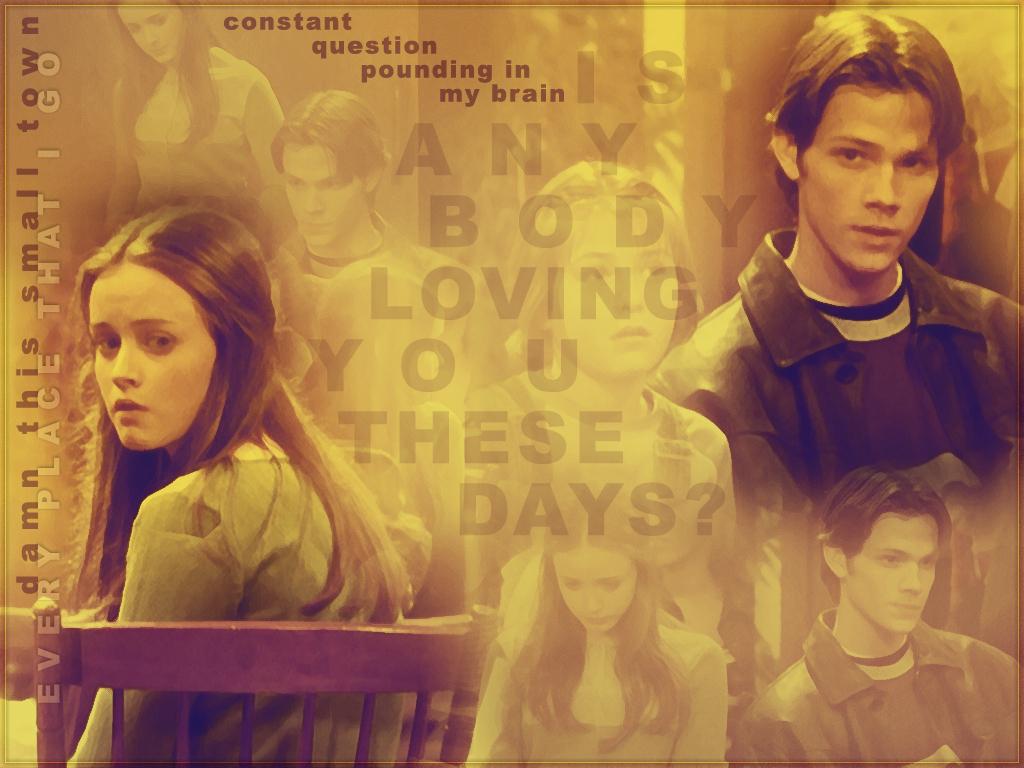 Rory & Dean (Gilmore Girls)