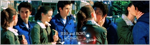Rory and Jess