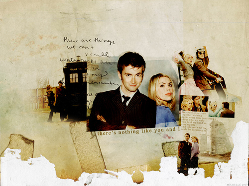 Rose & The Doctor