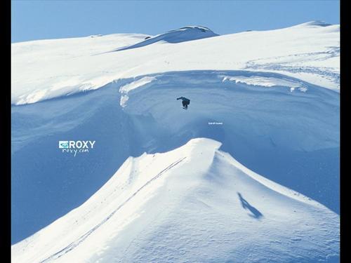 Roxy snow