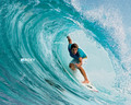 Roxy surfing