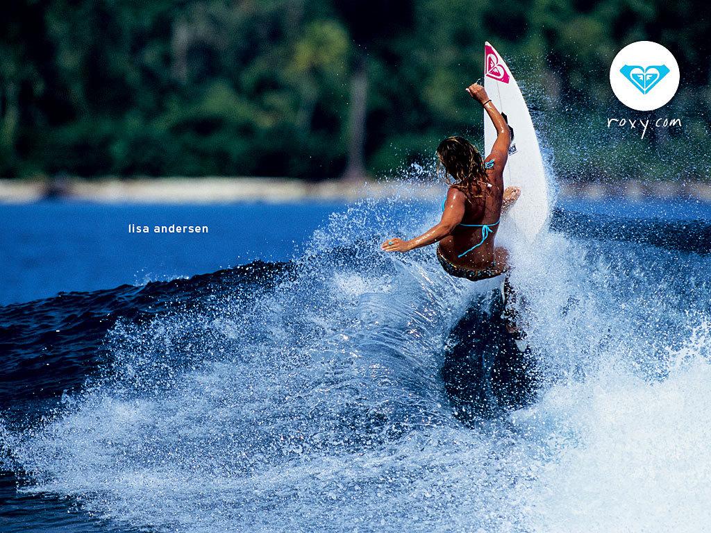 winter surfing roxy wallpaper - photo #1
