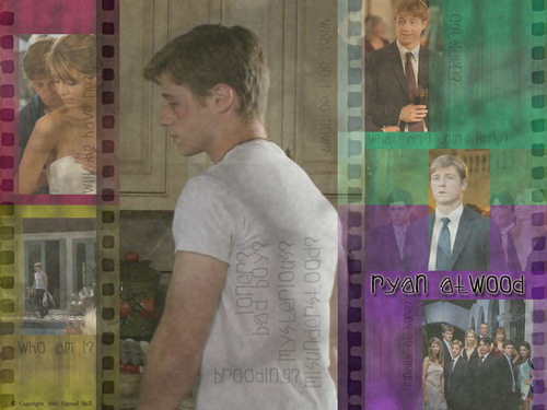 Ryan Atwood wallpaper entitled Ryan