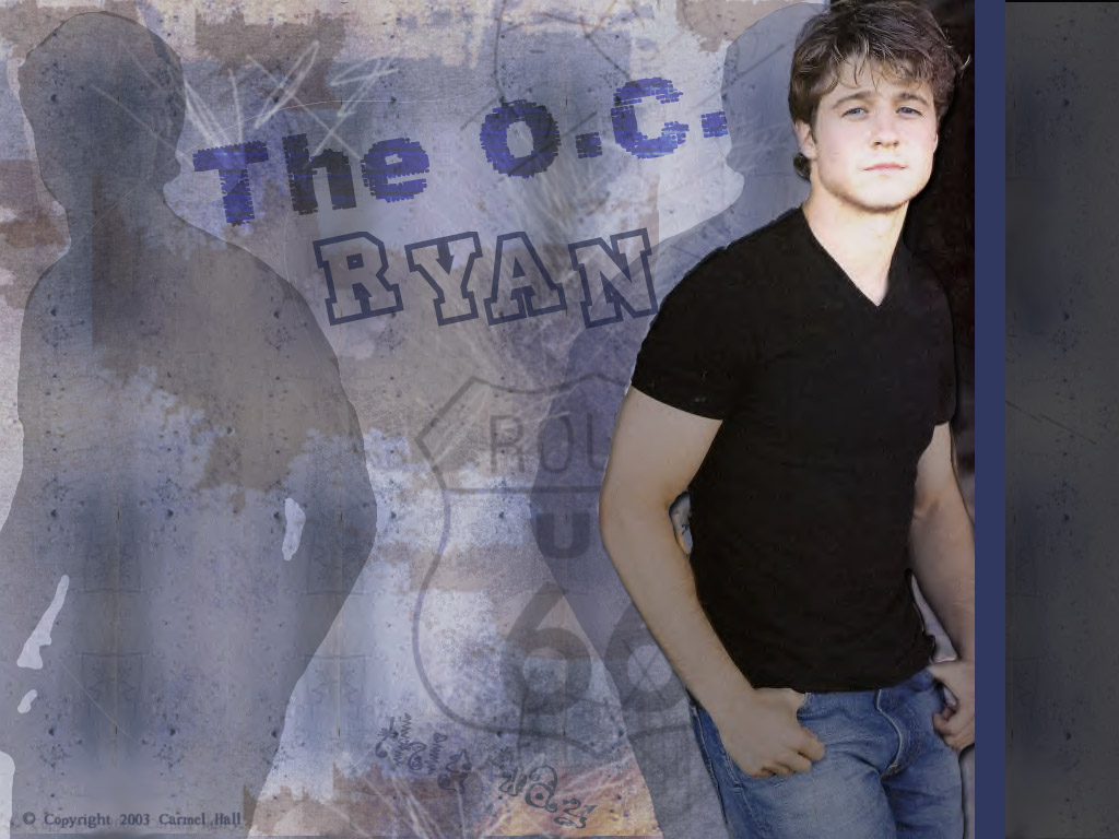 Ryan ryan atwood wallpaper 834683 fanpop for The atwood