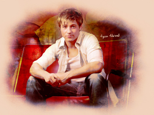 Ryan Atwood wallpaper probably with a sign and a street entitled Ryan
