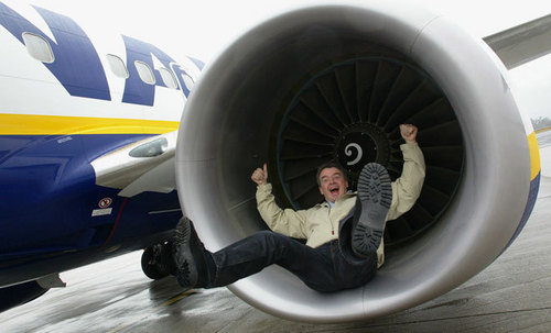 Ryanair - air-travel Photo