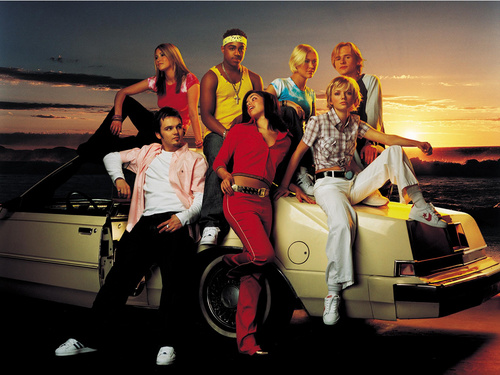 S Club 7 wallpaper entitled S Club 7