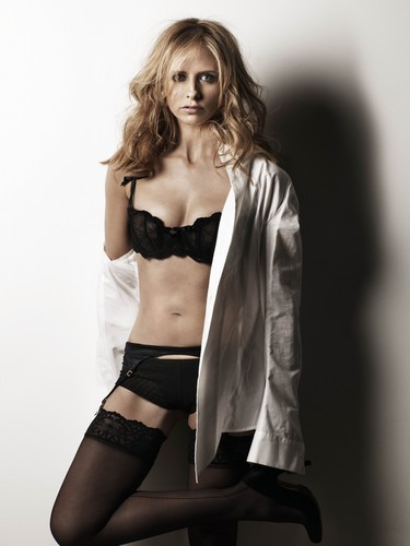 Sarah Michelle Gellar wallpaper called SMG-Maxim