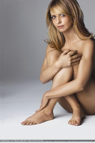 Sarah Michelle Gellar achtergrond entitled SMG-Vaseline