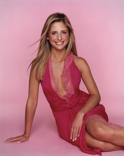 Sarah Michelle Gellar Hintergrund called SMG