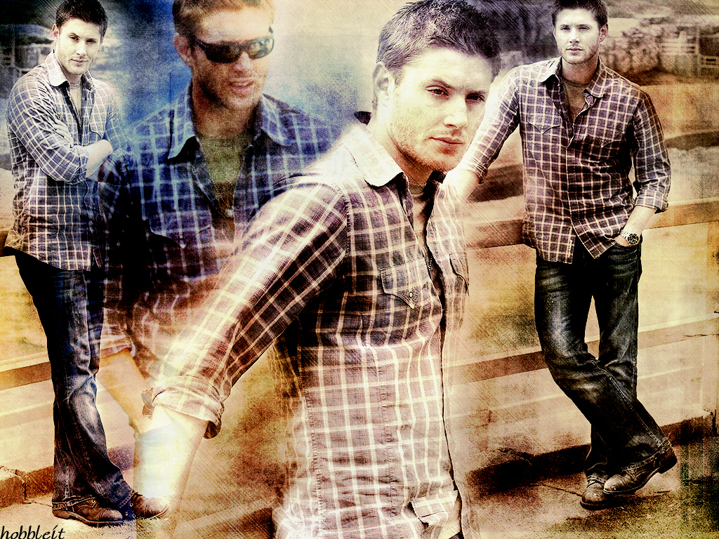 SN =] &amp;lt;333 - supernatural Wallpaper