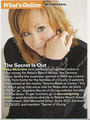 SOG in Country Weekly - reba-mcentire photo