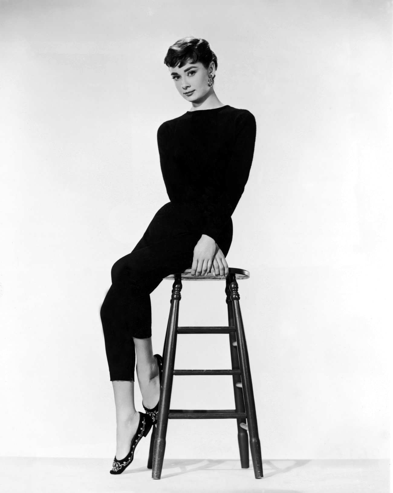 Sabrina Audrey Hepburn Photo 824943 Fanpop