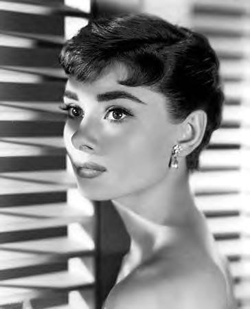 Audrey Hepburn wallpaper possibly containing a portrait called Sabrina