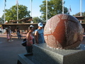 Sacramento State Fair '03 9/11 Memorial