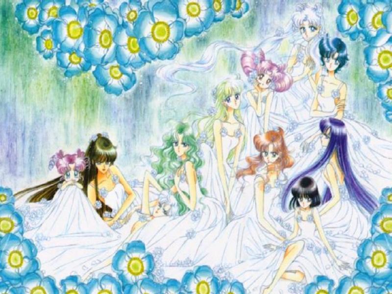 sailor moon wallpaper. Sailor Moon 21
