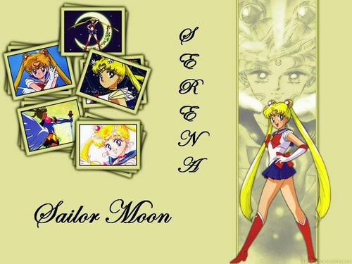 Sailor Moon Hintergrund with Anime entitled Sailor Moon 23