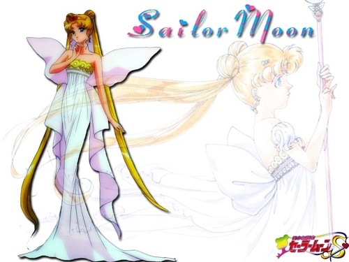 Sailor Moon karatasi la kupamba ukuta possibly containing anime entitled Sailor Moon 23