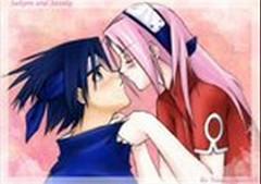 Sakura & Sasuke - haruno-sakura photo