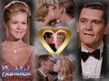 Samantha & Darrin - bewitched wallpaper